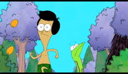 Sanjay and Craig on Kung Fu Catapult2