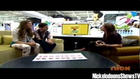 "Nickelodeon Studio 10 Day 1 - ""Sanjay and Craig"""
