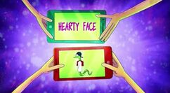 Heartyface