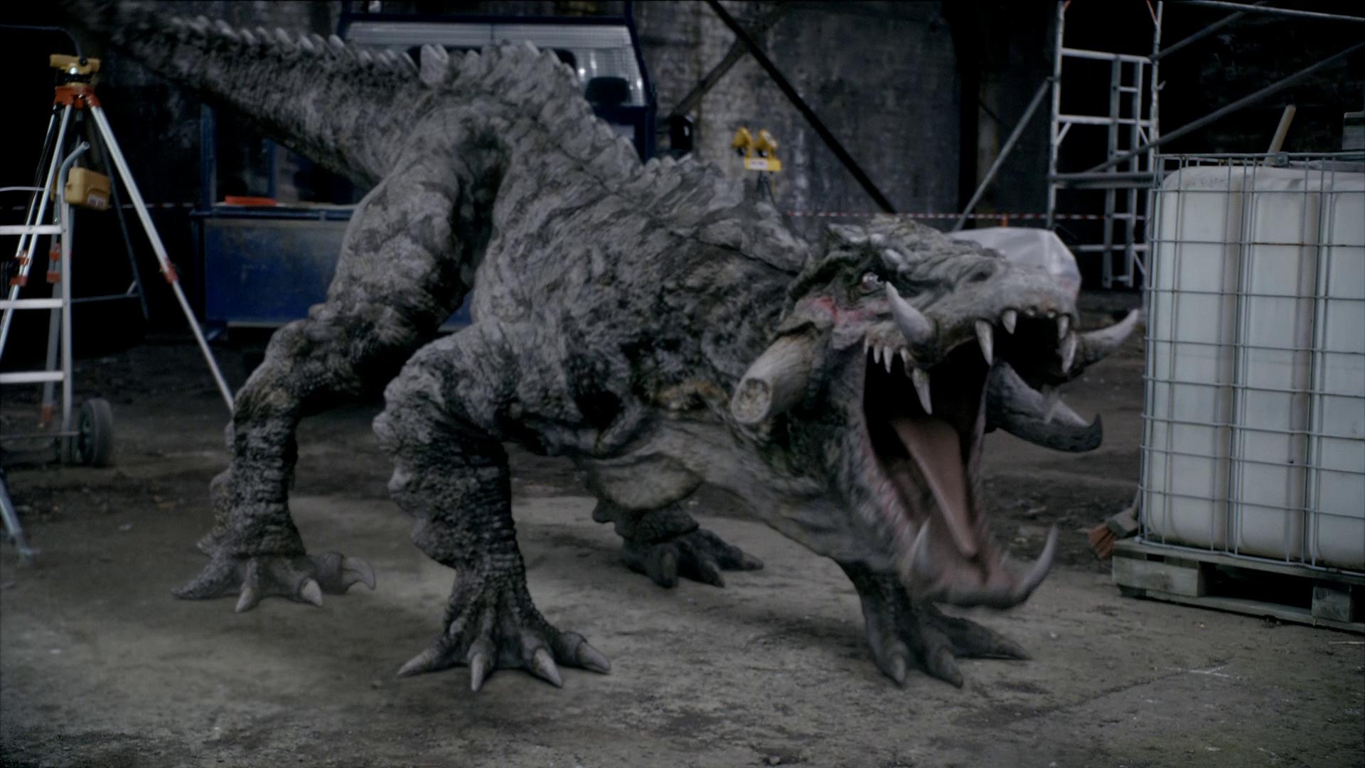 Kaprosuchus Wiki Nick Cutter Et Les Portes Du Temps