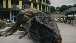 5x5 TyrannosaurusSeRelève