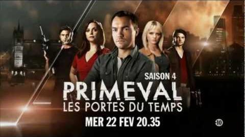 BA PRIMEVAL Les Portes Du Temps Mercredi 22 Février 20H35 Sur NRJ12 Saison 4