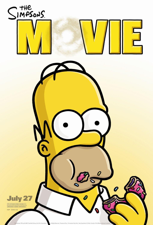 The Simpsons Movie Nickelodeon Movies Wiki Fandom