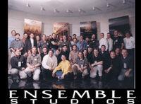 Ensemble Studios Logo