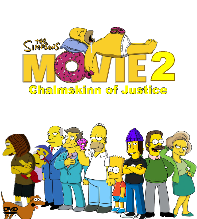 The Simpsons Movie 2 Chalmskinn Of Justice Nickelodeon Movies Wiki Fandom