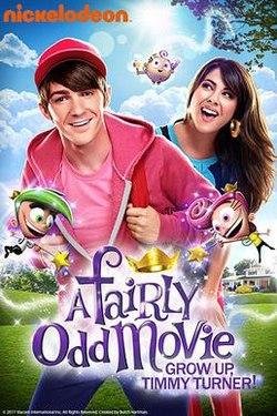 A Fairly Odd Movie Grow Up Timmy Turner Nickelodeon