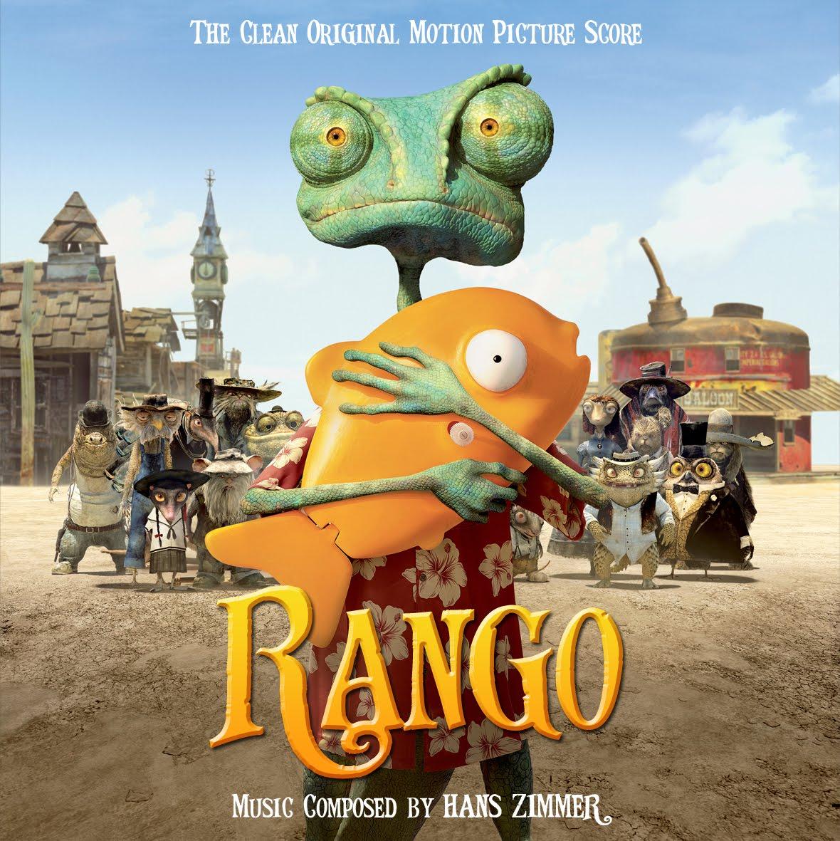Rango Movie Soundtrack