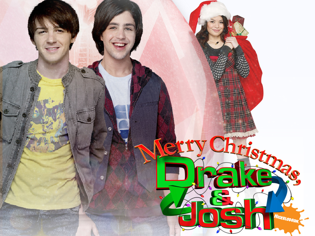 Drake And Josh Christmas Movie Cast.Merry Christmas Drake Josh Nickelodeon Fandom Powered