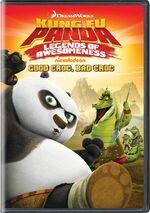 Kung Fu Panda - Legends Of Awesomeness - Good Croc, Bad Croc 2013 DVD Cover