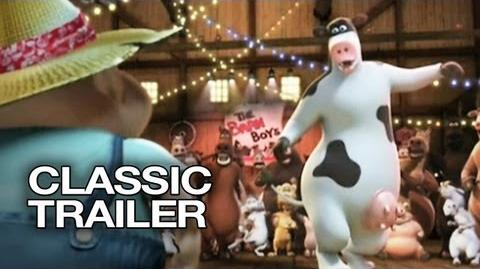 Barnyard (2006) Official Trailer 1 - Animation Movie HD