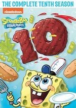 SpongeBob Season 10 DVD