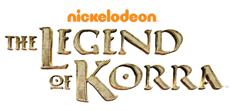 Berkas:The Legend of Korra logo.png
