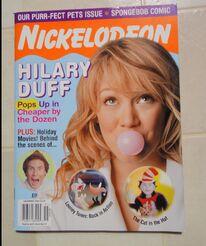 NickMag November 2003