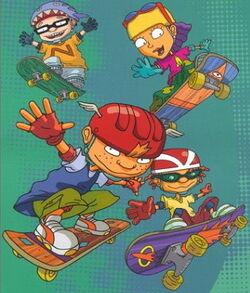 Rocket Power Nickelodeon Fandom Powered By Wikia