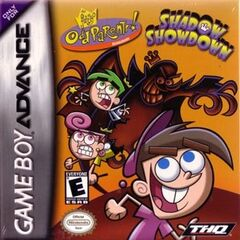 Shadow Showdown GBA