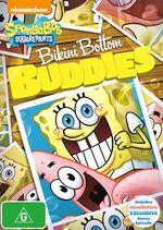 SB Bikini Bottom Buddies DVD AUS