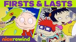 First Cry & Last Freakout 😆 Rugrats Original Series! NickRewind
