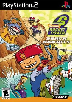 RP Beach Bandits for PS2