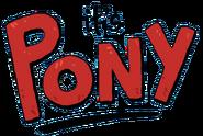It's Pony - Logo