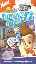 Jimmy Timmy Power Hour VHS