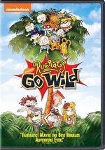 Rugrats Go Wild DVD 2017 reissue