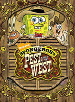 SpongeBob DVD - The Pest Of The West