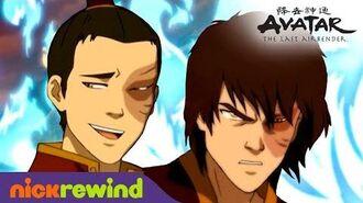 Zuko Through the Years Avatar The Last Airbender Nick Rewind