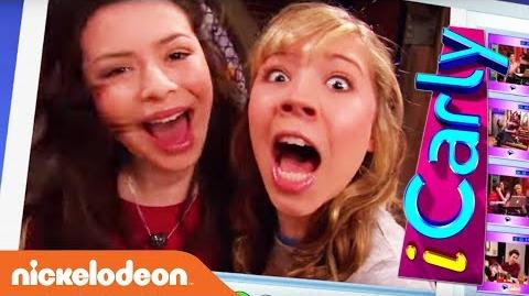 ICarly Theme Song Music Video Celebrate the 10th Anniversary of iCarly w Game Shakers Nick