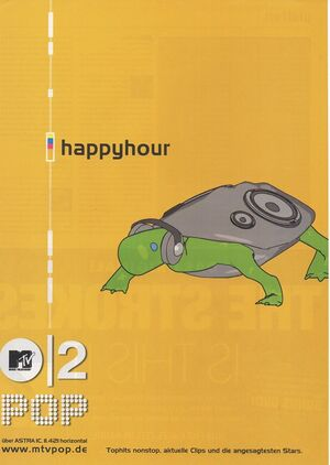 MTV2 Pop - Happyhour