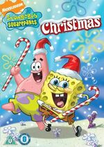 SpongeBob Christmas DVD UK release
