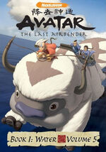 Avatar DVD = Book1WaterVolume5