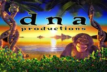 Dna productions logo