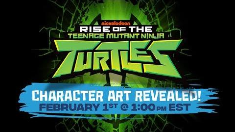 TMNT Official Live Stream Rise of the Teenage Mutant Ninja Turtles Ft. Character Art Reveal 🖌️