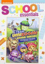Team Umizoomi Animal Heroes DVD School Essentials