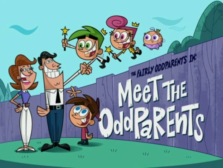 meet the oddparents nickelodeon fandom powered by wikia