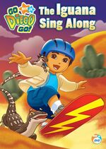 Go Diego Go! The Iguana Sing Along DVD