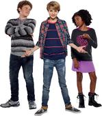 Henry Danger - Jasper, Henry, Charlotte (Staffel 1)