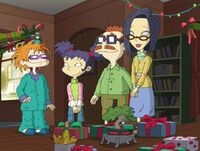 Finsters on Christmas Day
