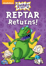 Rugrats Reptar Returns! DVD