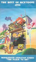 Best of Nicktoons 1998 VHS