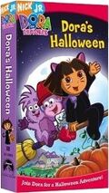 Dora the Explorer Dora's Halloween VHS