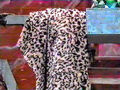 Leopard Skin Cloak of Annie Oakley