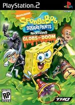 Nicktoons Globs of Doom PS2