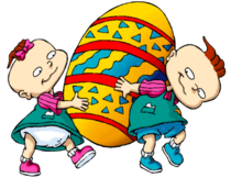 Phil and Lil Easter 2018