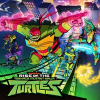 Rise of the TMNT P1