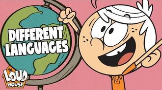 The Loud House In Different Languages 🌍 The Loud House