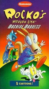 Rocko's Modern Life videography
