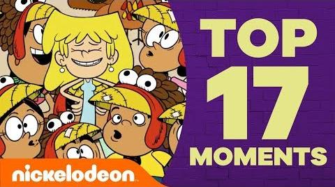 The Loud House Thanksgiving Special 🦃 Top 17 Moments TryThis
