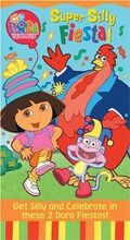 Dora the Explorer Super Silly Fiesta VHS