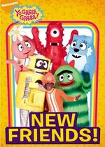 New Friends DVD